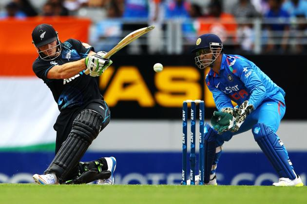 New Zealand vs. India, 5th ODI: Date, Time, Live Stream, TV Info and Preview