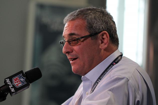 Carolina Panthers GM Dave Gettleman on His Draft Philosophy