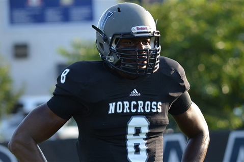 Florida, FSU Coaches Awkwardly Visit 5-Star Lorenzo Carter at Same Time