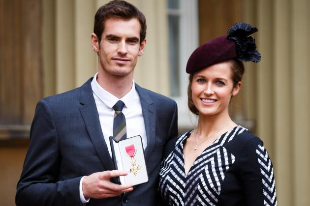 Andy Murray Sparks, Then Denies, Kim Sears Wedding Rumours