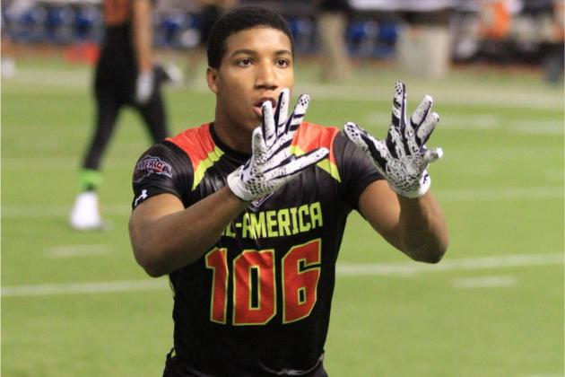 Marlon Humphrey to Alabama: Crimson Tide Land 5-Star CB Prospect