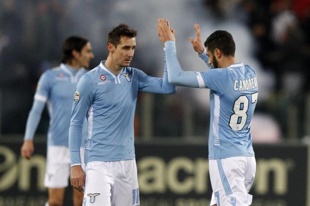 Resurgent Lazio Could Be the Team to Watch in 2014