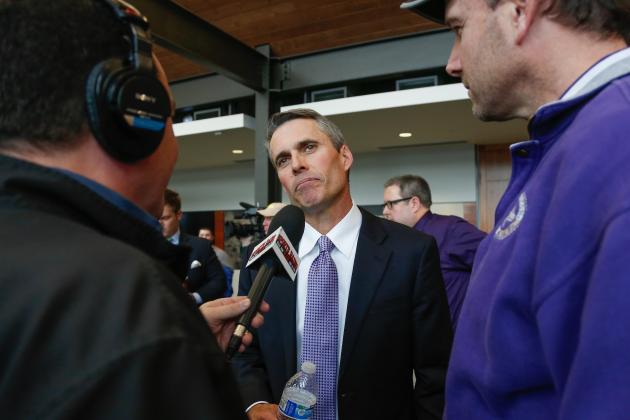 Chris Petersen's Recruiting to-Do List Before 2014 National Signing Day