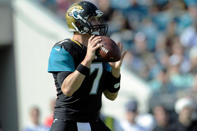 Talks Could Start Soon Between Jags, Henne