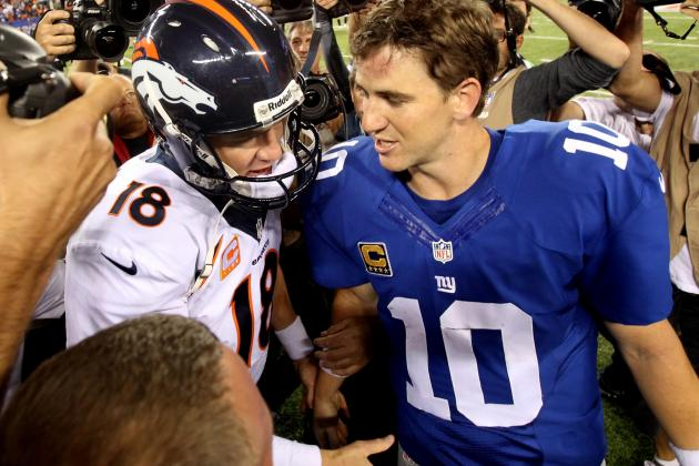 Eli Manning: Peyton Was 'Done' After Neck Surgery