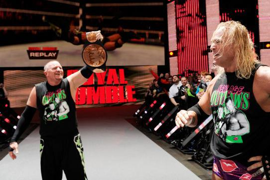 The New Age Outlaws Will Help Improve the Tag Team Division