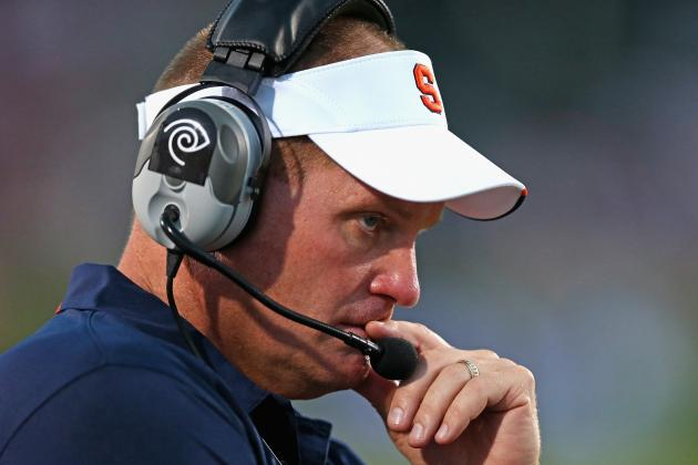 Scott Shafer Is Not Impressed by Atlanta's Handling of Snow