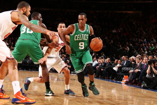 How Far Can Boston Go with Rajon Rondo as Its Best Player?