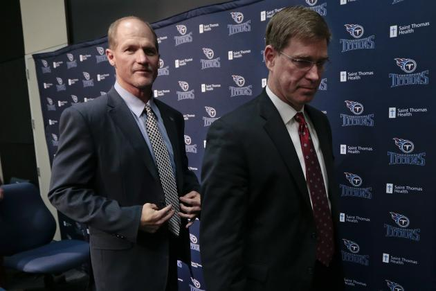Tennessee Titans: Where Do They Go in the 1st Round of 2014 NFL Draft?