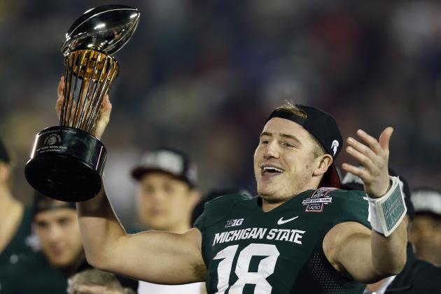 Is Michigan State Football About to Take over Michigan in Recruiting?