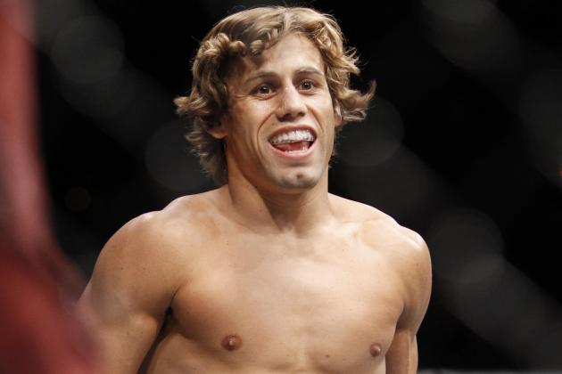 For Urijah Faber, Hard Work and a Positive Attitude at the Heart of All He Does