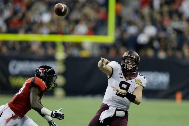 Ex-Minnesota Quarterback Philip Nelson Will Reportedly Transfer to Rutgers