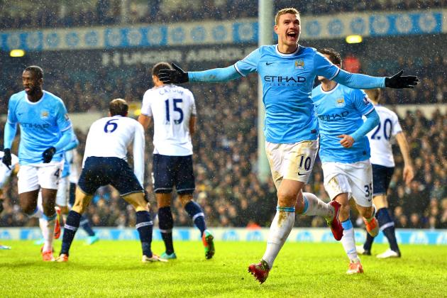 Tottenham Hotspur vs. Manchester City: Score, Grades and Post-Match Reaction