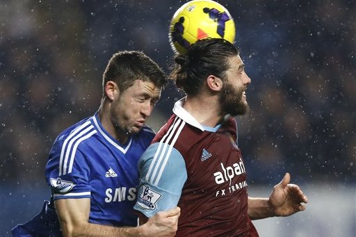Chelsea vs. West Ham United: Live Player Ratings for Both Teams