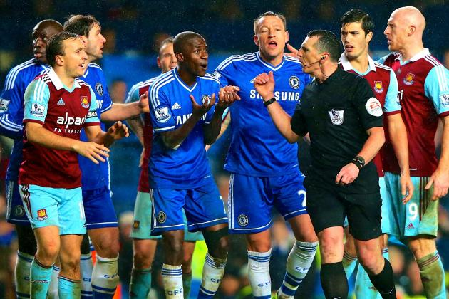 Chelsea vs. West Ham United: Score, Grades and Post-Match Reaction