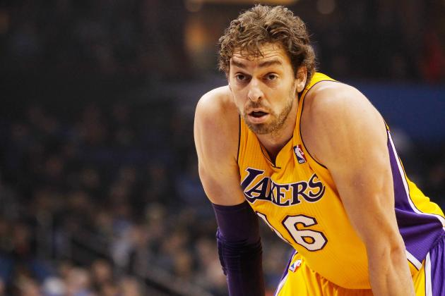 Pau Gasol: 'I'm Frustrated Right Now, Almost Every Game'