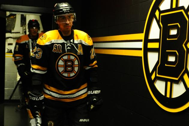 How Boston Bruins Should Shuffle Lines After Chris Kelly's Return