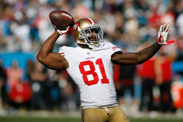 How San Francisco 49ers Can Solve Wide Receiver Issues in 2014