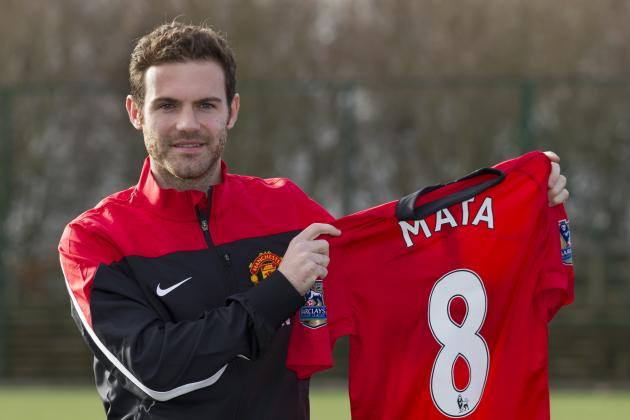 Juan Mata Needs Help If He's Going to Lead Manchester United's Revival