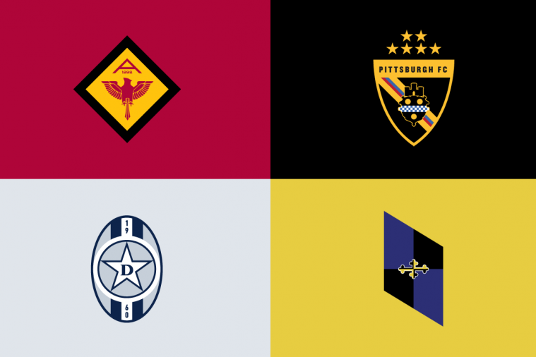 NFL Logos Redesigned to Look Like European Soccer Crests Part Three Is Revealed