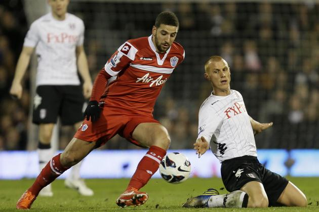 Adel Taarabt to AC Milan: Rossoneri Sign Fulham Midfielder on Loan
