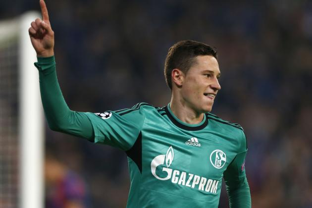 Arsenal Transfer News: Latest Information on Gunners' Pursuit of Julian Draxler
