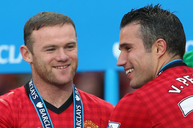 Can David Moyes Fit Van Persie and Rooney in the Same Manchester United Team?