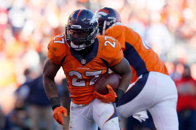 Best Fits for Knowshon Moreno If the Broncos Let Him Walk After Super Bowl