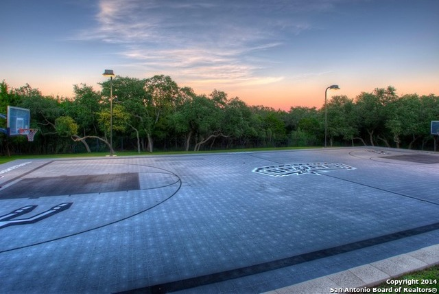 David Robinson's Mansion with Spurs Basketball Court Up for Sale