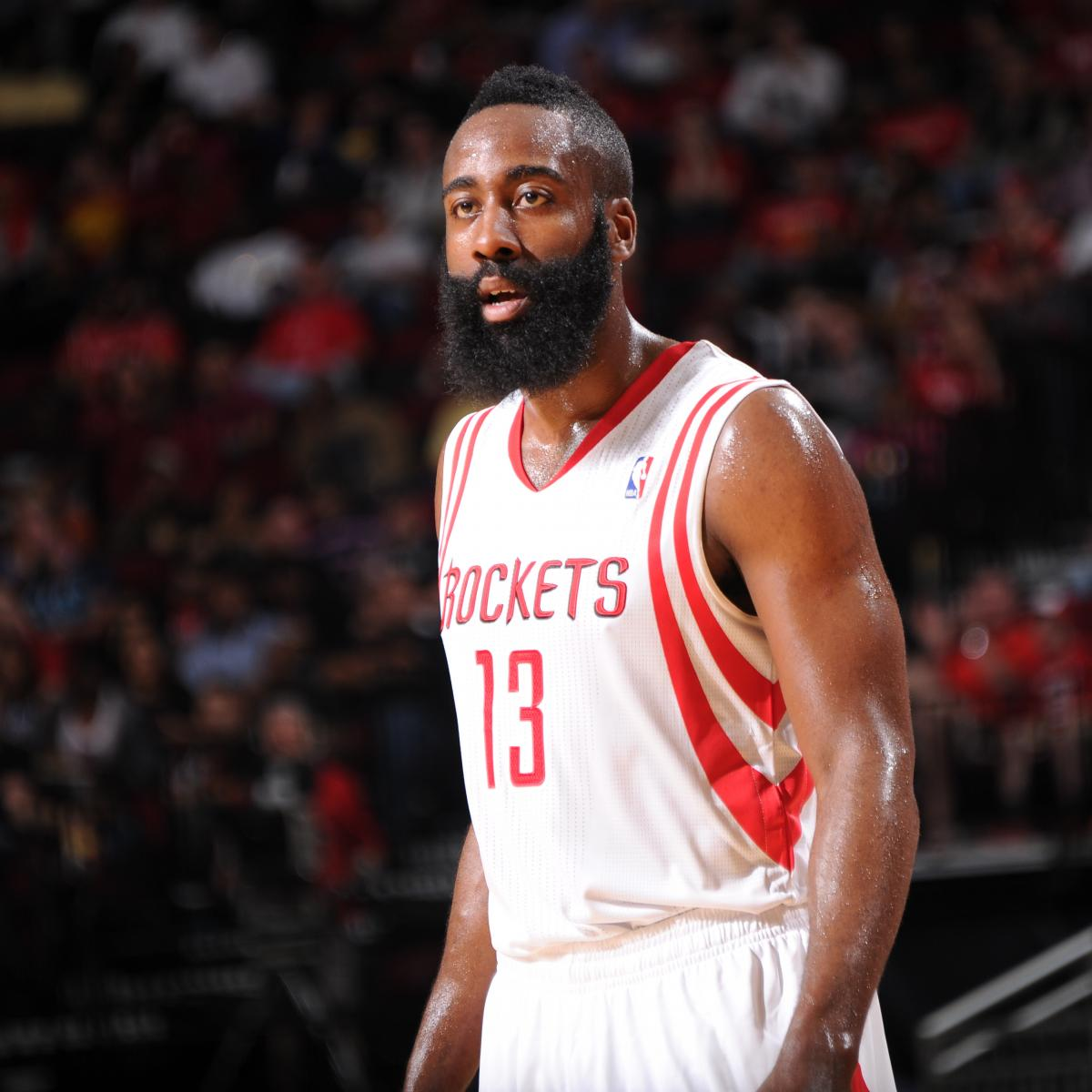 James Harden Injury Report: James Harden Injury: Updates On Rockets Star's Thumb And