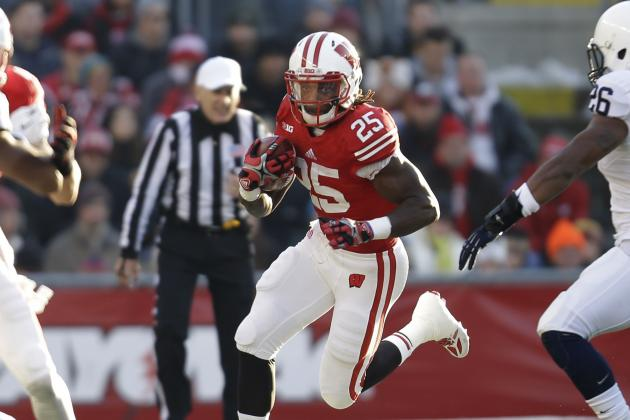 Montee Ball Advised Melvin Gordon to Return to Wisconsin