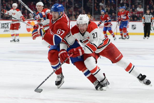 Carolina Hurricanes Must Work to Fix 1st-Period Problems