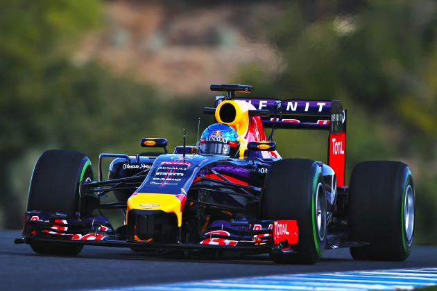 Will Limited Laps for Renault Engines Give Other Teams a Leg Up on Red Bull?