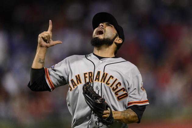 SF Giants Closer Sergio Romo Taking Over Warriors' Twitter for LA Clippers Game