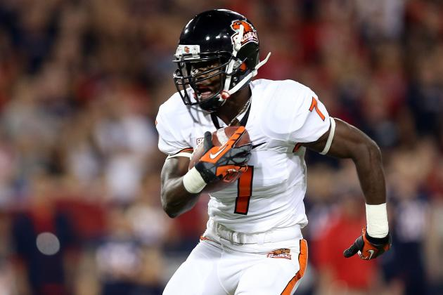 Brandin Cooks Scouting Report: NFL Outlook for Oregon State WR