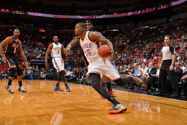 Oklahoma City Thunder vs. Miami Heat: Postgame Grades and Analysis