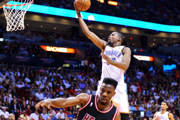 Thunder vs. Heat: Live Score, Highlights and Reaction