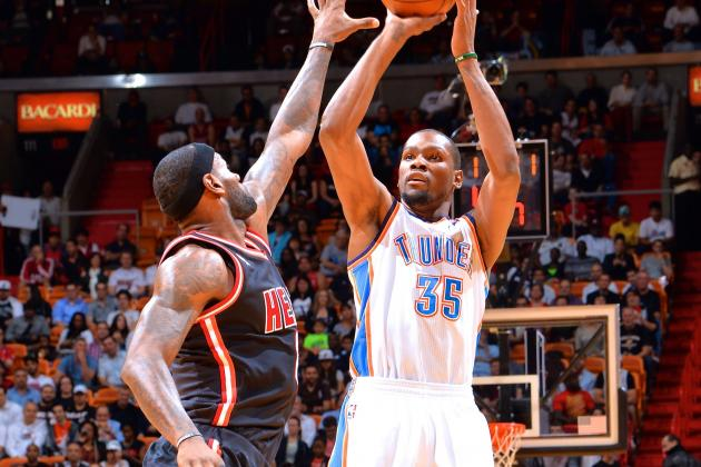 Thunder vs. Heat: Score, Grades and Analysis