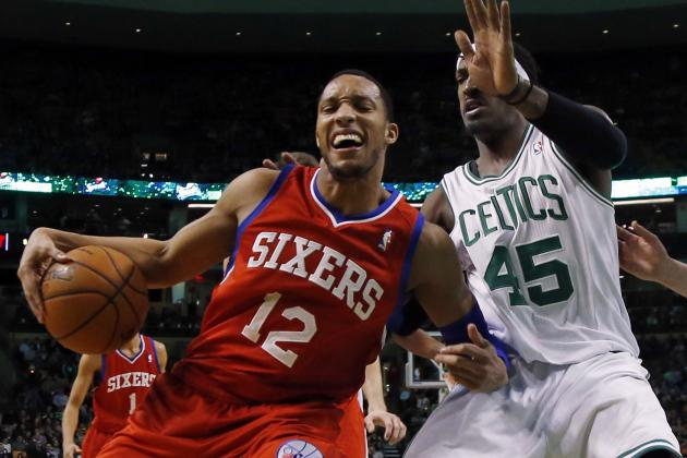 Evan Turner's Buzzer-Beater Lifts Philadelphia 76ers over Boston Celtics
