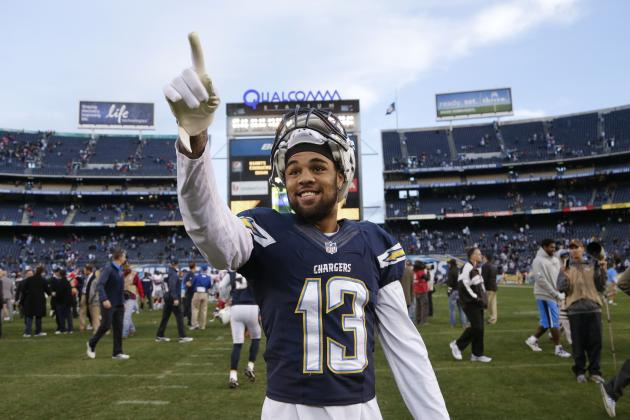 Eddie Lacy vs. Keenan Allen: Making a Case for Offensive Rookie of the Year Race