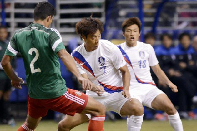 Mexico vs. South Korea: Score, Grades and Analysis
