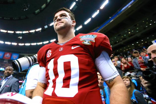 AJ McCarron Voices Support for Northwestern Players' Attempt to Form Union