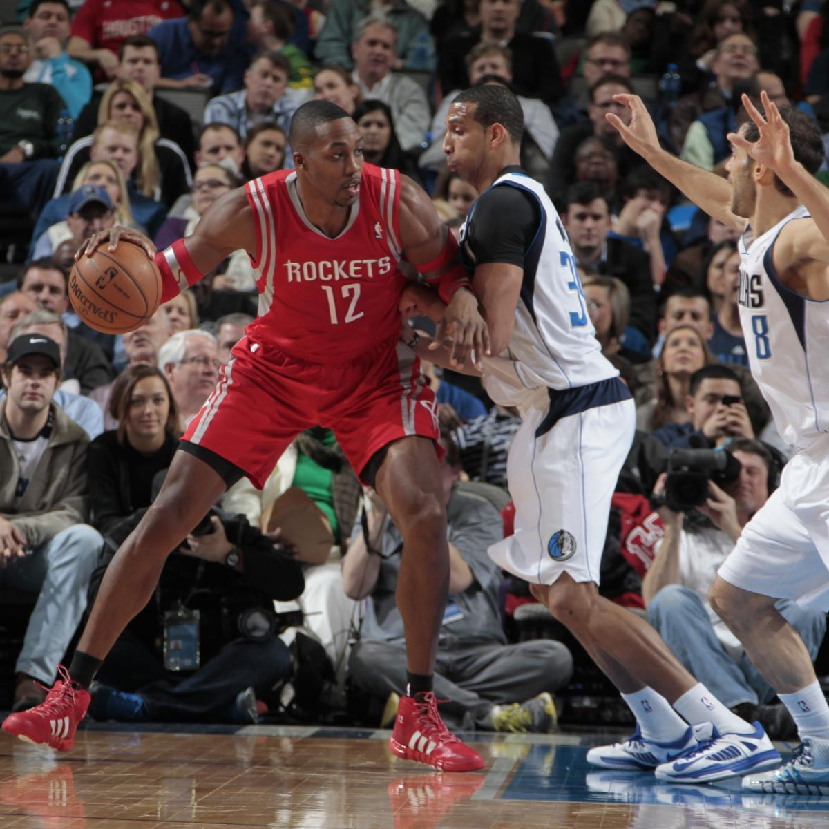 Houston Rockets Game Log: Houston Rockets Vs. Dallas Mavericks: Game Grades And