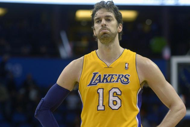 Why LA Lakers Have Never Found a Pau Gasol Trade They Like