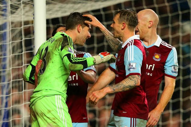 Film Focus: Reviewing West Ham's Resiliency Against Chelsea at the Bridge