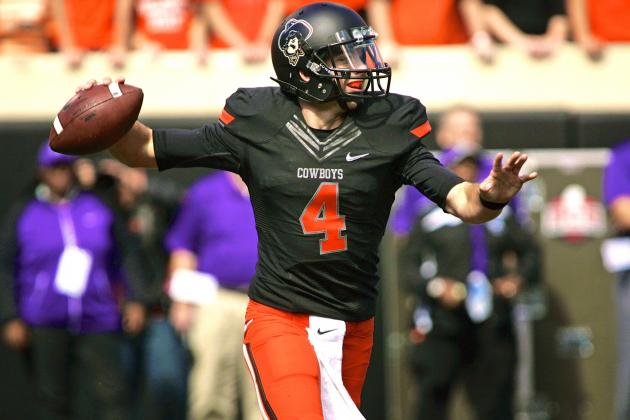 Breaking Down Oklahoma State's QB Situation This Offseason