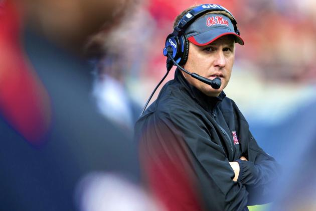 Ole Miss' Recruiting Is Under the Radar, and That's a Compliment to Hugh Freeze