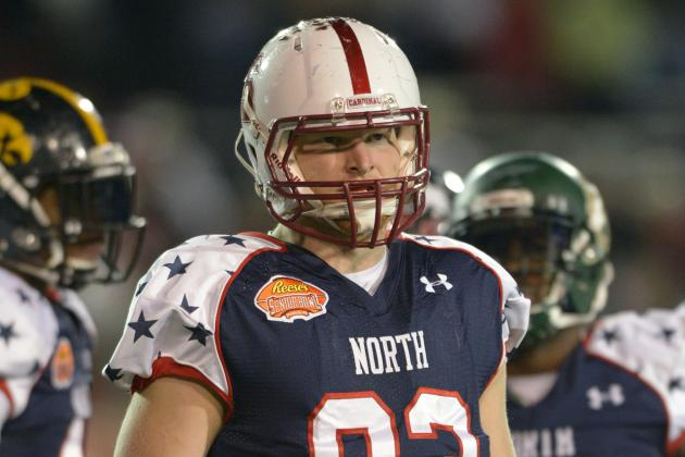 2014 Atlanta Falcons Potential Draft Pick Profile: DE Trent Murphy