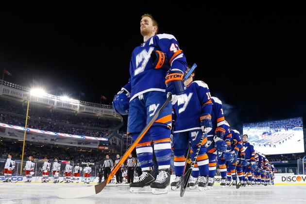 What Outdoor Game vs. Rangers Meant to the New York Islanders' Players