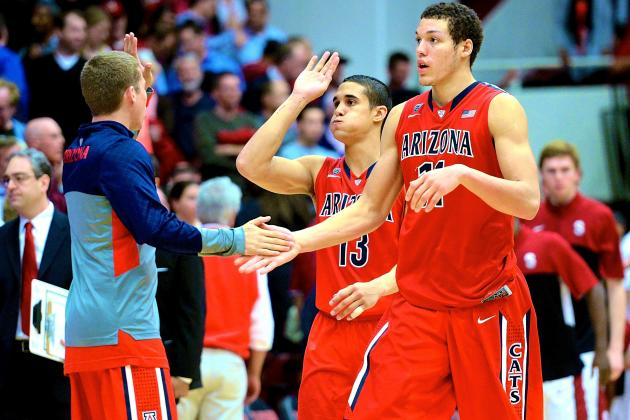 Is Arizona Feeling the Pressure of Being College Basketball's No. 1 Team?